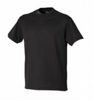 Phiten T-shirt zwart